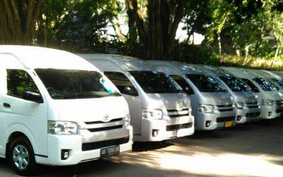 Toyota Hiace Commuter menjadi pilihan para Owner Travel