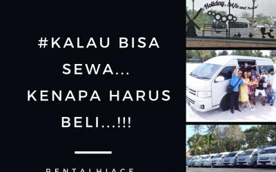 Temukan Rental Hiace Murah Jakarta Kredibel